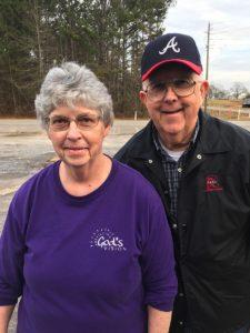 Roger & Peggy Bone