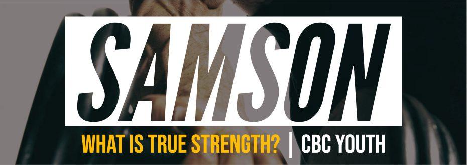 CBC Youth Samson 2020