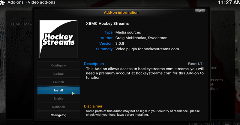 hockeystreams