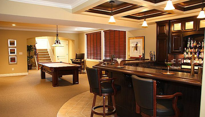 houston custom basement remodeling expert builders