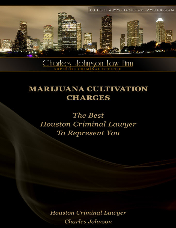 Marijuana Cultivation Charges: The Best Houston Criminal Lawyer To Represent You