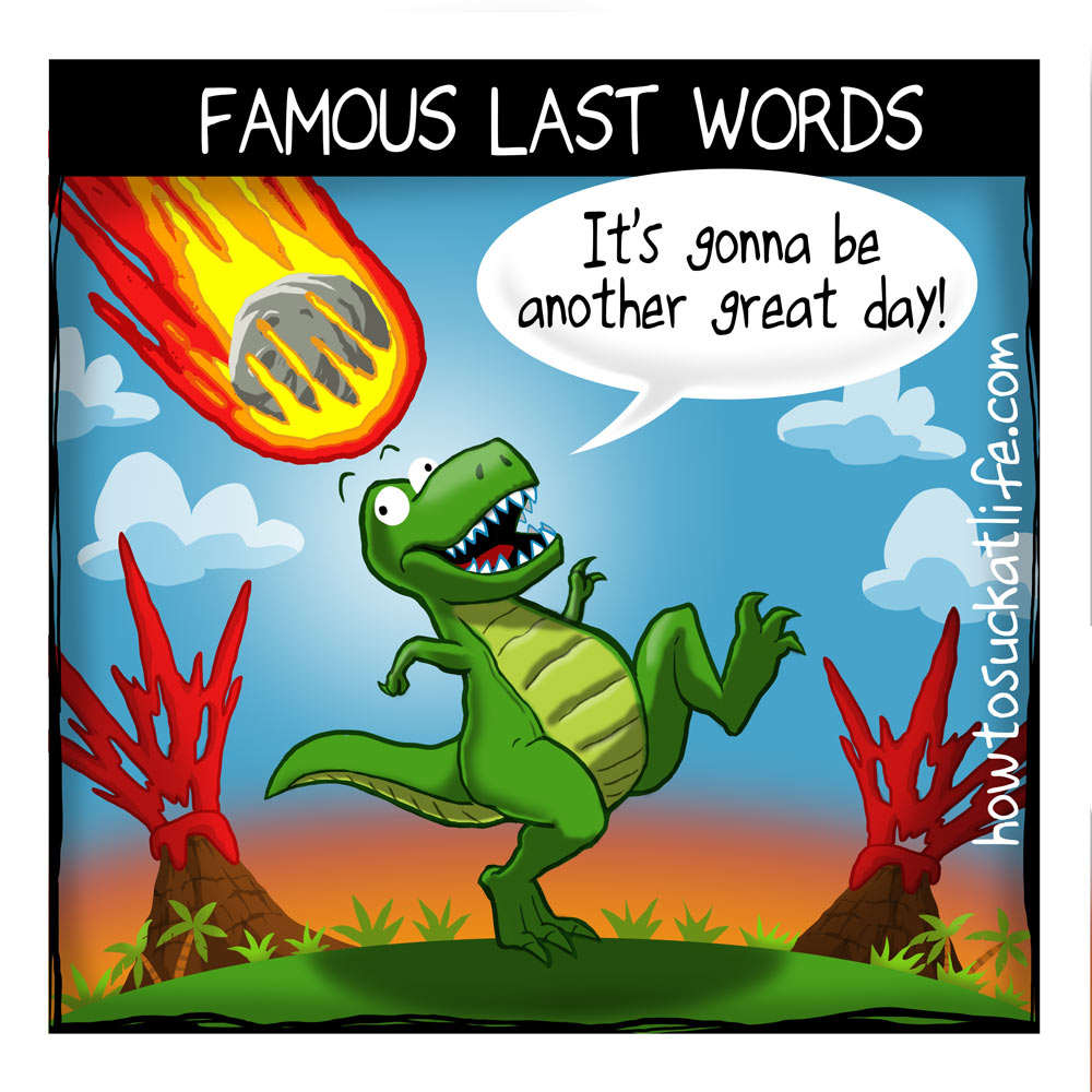 Famous Last Words 				<!-- add social buttons here --> 				<style> 					area {display:none;} 				</style>  				<div id=