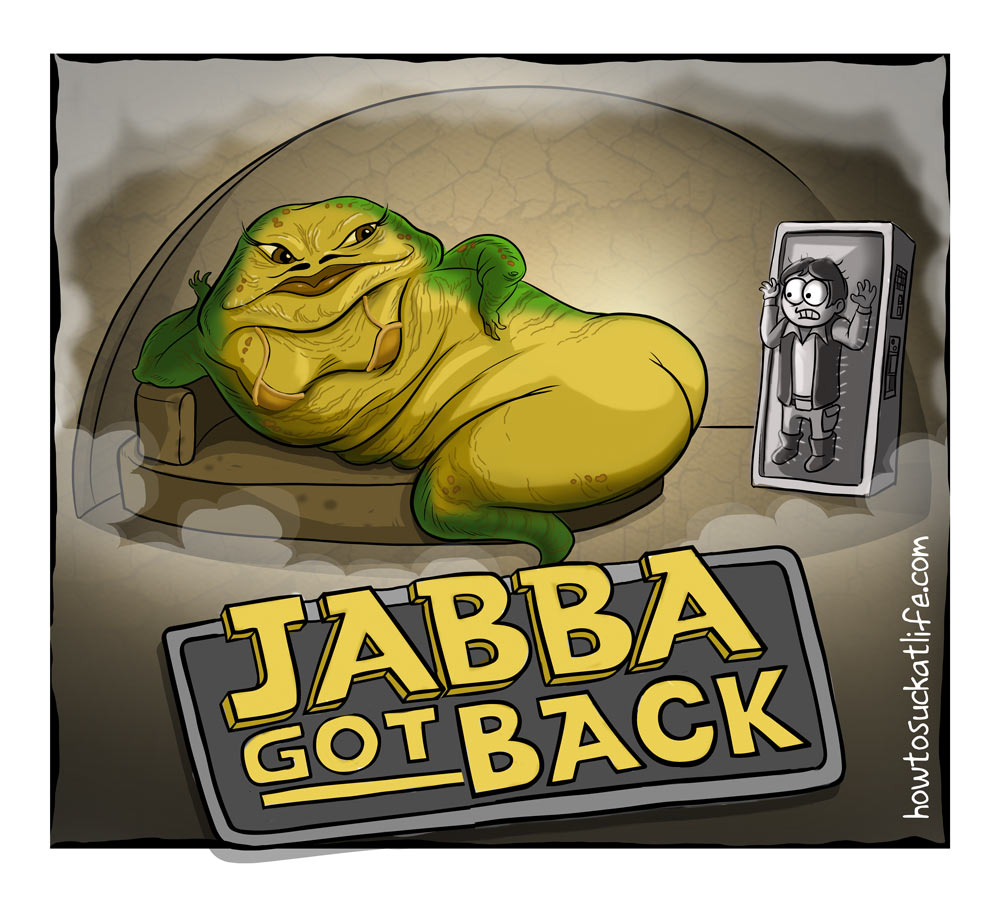 Jabba Got Back <!-- add social buttons here --> <style> area {display:none;} </style>  <div id=