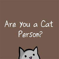Are You A Cat Person?