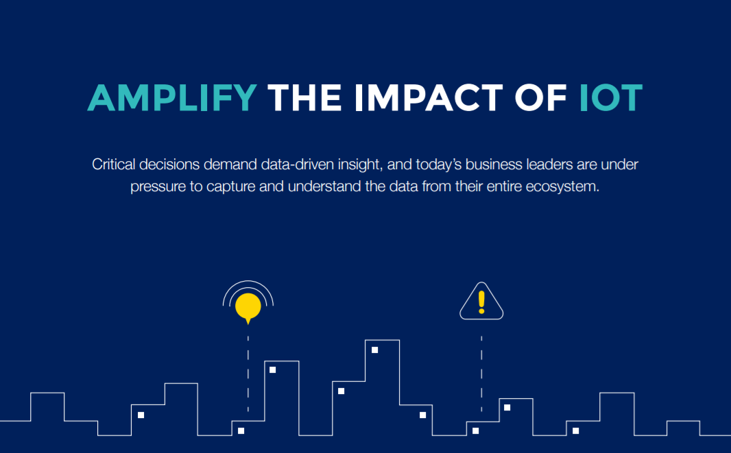 Amplify the Impact of IoT