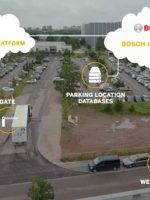 Bosche is providing parking for truckers swith SAP IoT.
