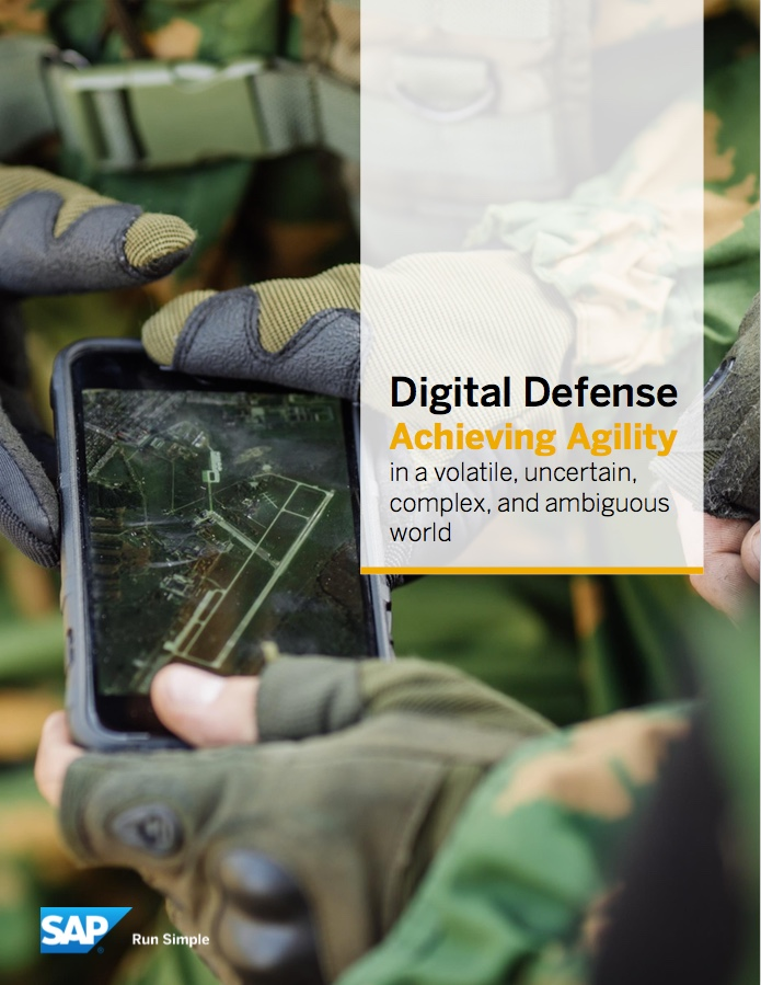 Digital Defense achieving agilityin a volatile, uncertain, complex, and ambiguous world
