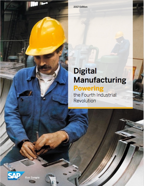 Digital Manufacturing Powering the Fourth Industrial Revolution