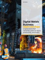 Value Creation in the Digital Metals Business