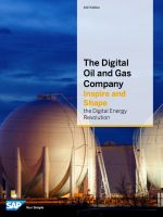 Value Creation in the Digital Oil and Gas Company