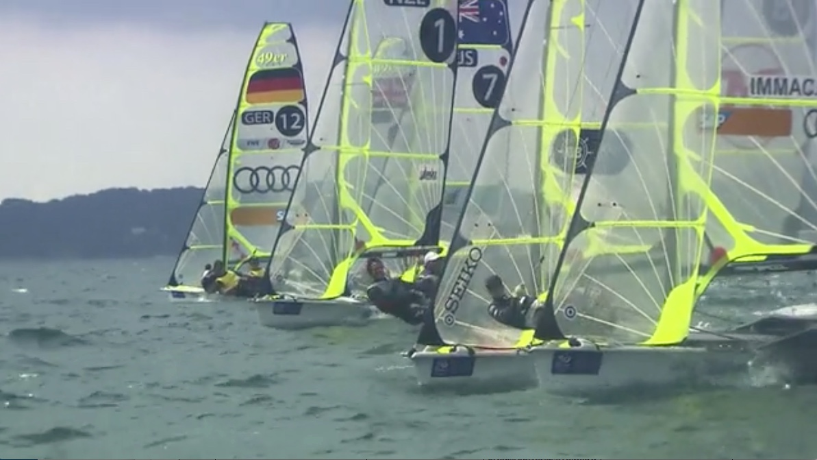 Sailing Team Germany is gaining a compettive edge with  SAP IoT.