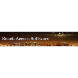 Beach Access Software