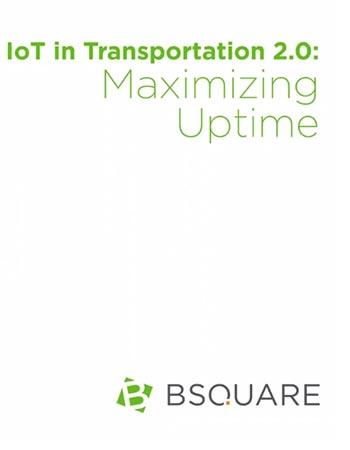 IoT in Transportation 2.0 Maximizing Uptime