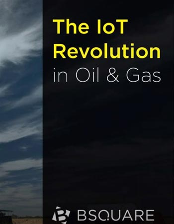 IoT Revolution in Oil and Gas