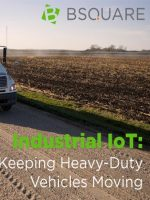 Industrial IoT:  Keeping Heavy Duty Vehicles Moving