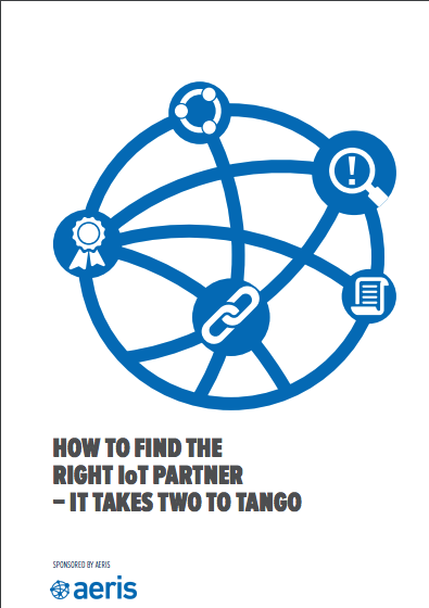 How to Find the Right IoT Partner