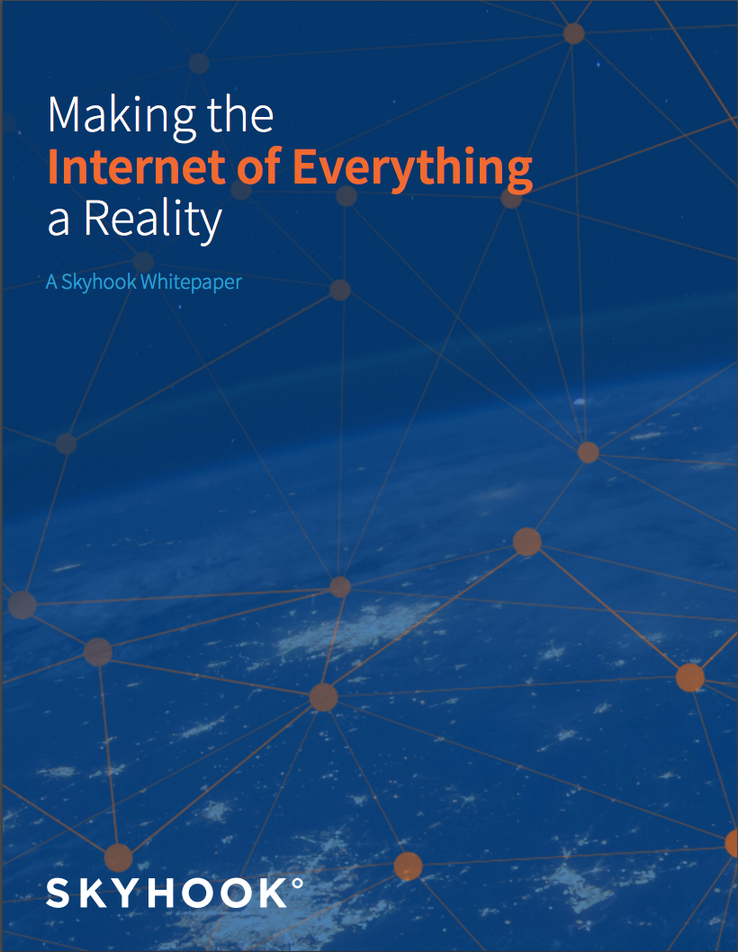 Making the Internet of Everything a Reality