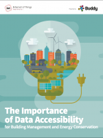 IoT Institute Sustainability Research Report: The Importance of Data Accessibility for Building and Energy Conservation