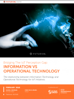 Bridging The IoT Perception Gap: Information vs Operational Technology