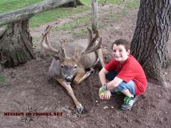 Caleb's Buck