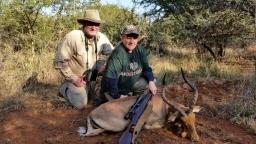 Dinkwe Safari's 2018 Hunts 2019-02-10