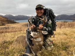 Kodiak Sitka Black Tail deer 2019-01-21