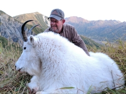 Mountain Goats with Hunt Alaska Outfitters 2019-01-23