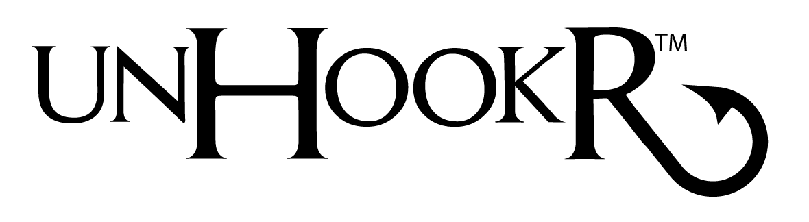 unHookR logo-black.