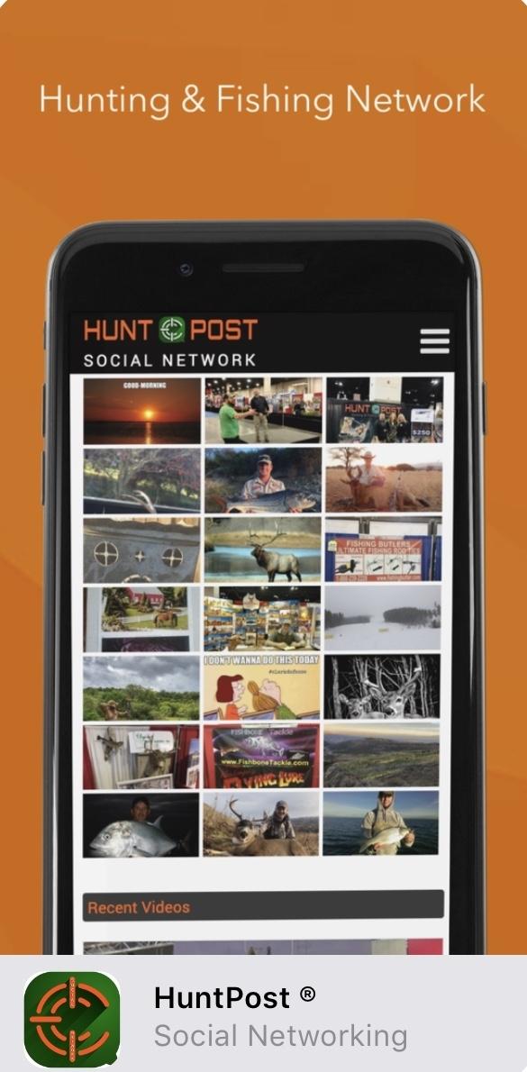 HuntPost-App