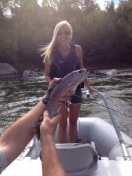 Fly Fishing the Arkansas River 2018-01-17