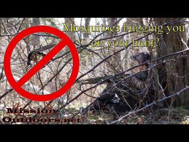 Ending Mosquito Madness!!! - MissionOutdoors.Net