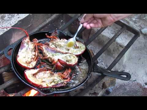 How to cook Lobster & Clams