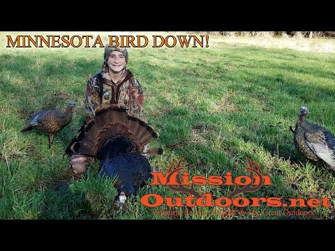 Minnesota Bird Down! - Season 3 Episode 3 - MissionOutdoors.Net