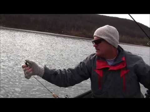 Fishing Between Two Weather Fronts