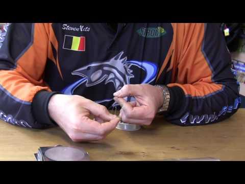 [In Dutch] Hoe een Palomar knoop maken (1 van 5)