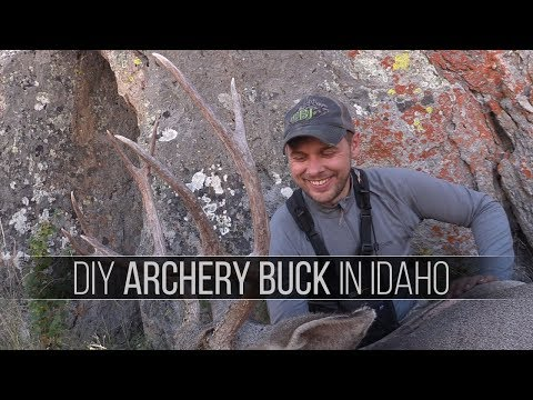 Bowhunting Public Land Bucks and Bulls in Idaho