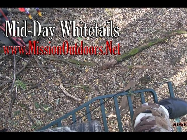 MissionOutdoors.Net: S1:E6 Mid-Day Whitetails (Available in HD)