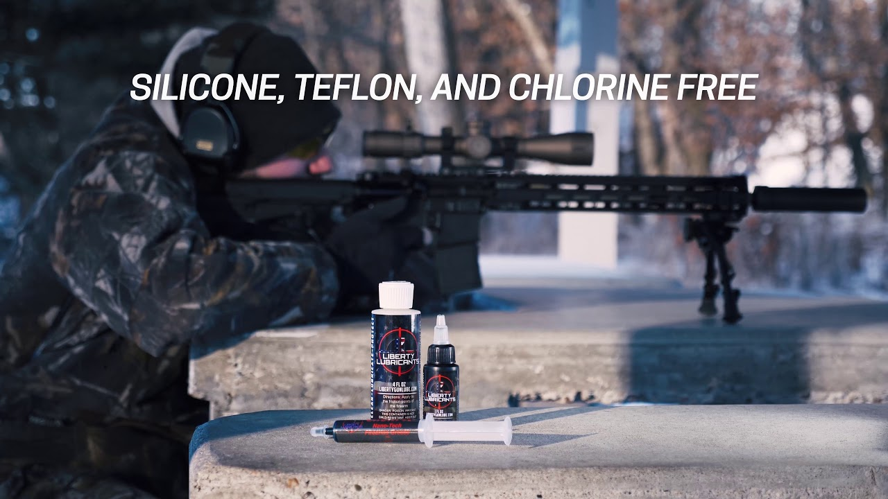 Liberty Gun Lube 60 Second Commercial