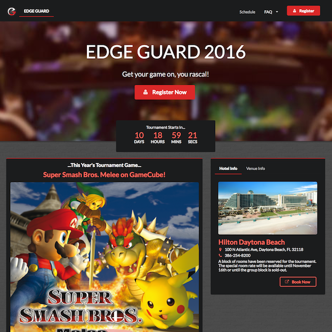 Edge Guard Games