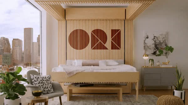 Ori Cloud Bed - Robotic Bed for Small Living and Better Experience