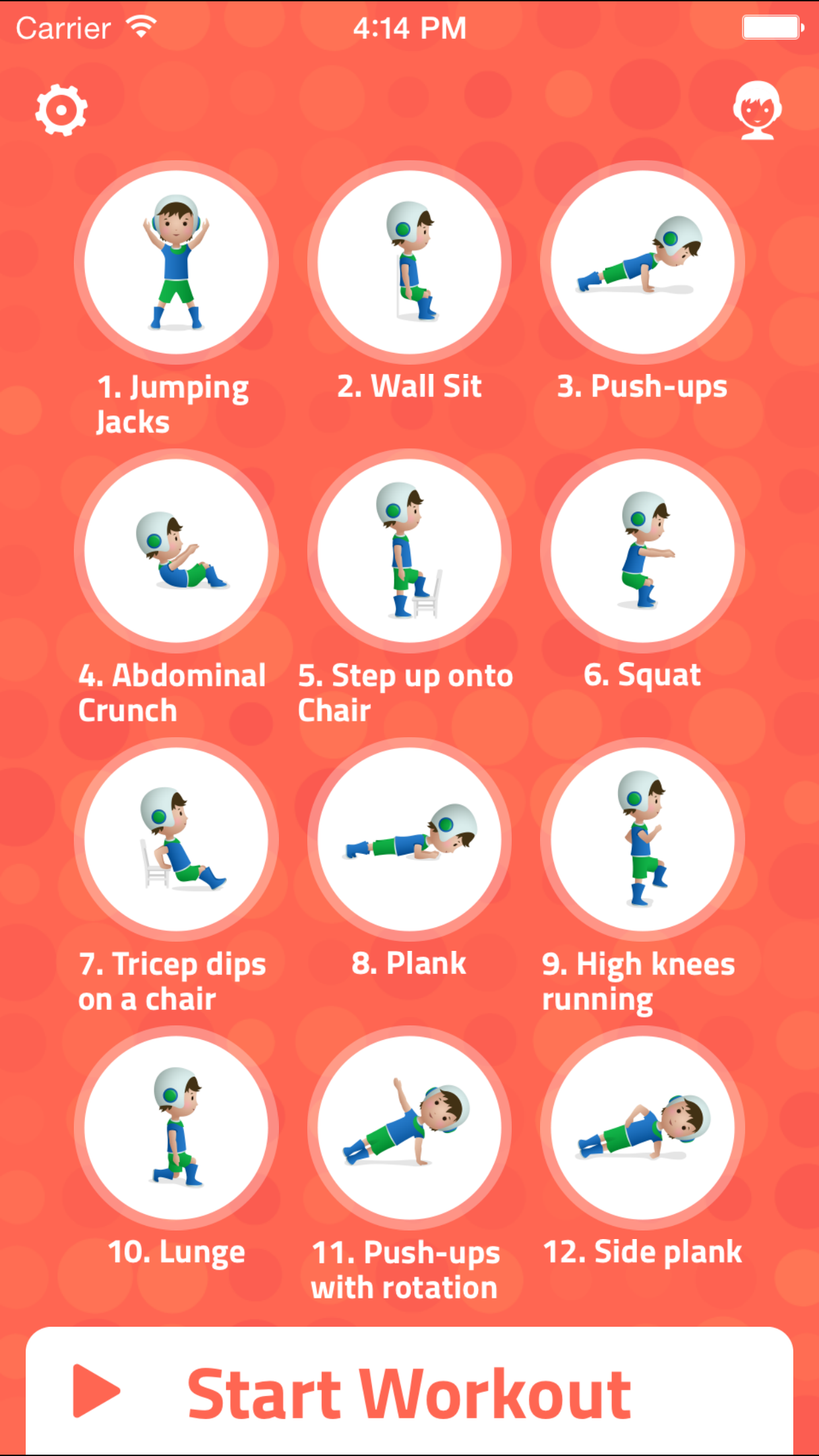 7-Min Workout for Kids - Make Fitness Fun for Stronger, Healthier Kids