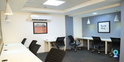 What are some attractions at a Shared Office in Delhi