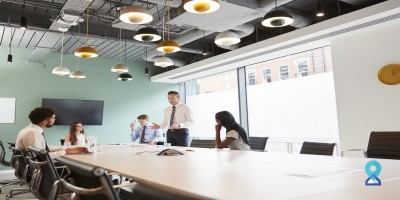 How a Well-Designed Meeting Room Helps Businesses