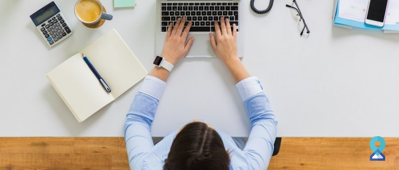 5 Steps to an Organized Desk