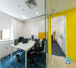 Office Space HUDA City Center