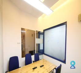 Meeting rooms in DLF Phase 1