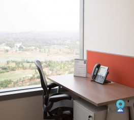 serviced offices in DLF