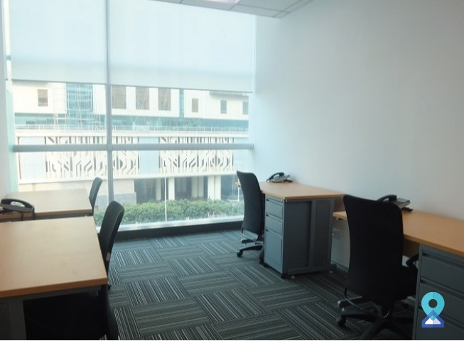 Serviced Offices in Cyber City