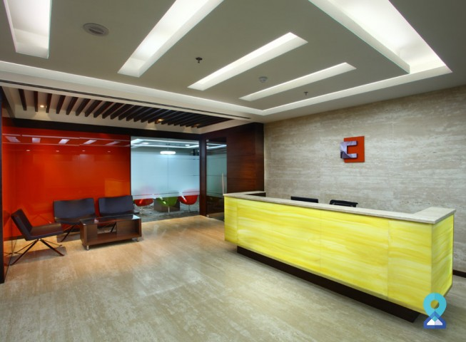 Business centre in DLF Epitome