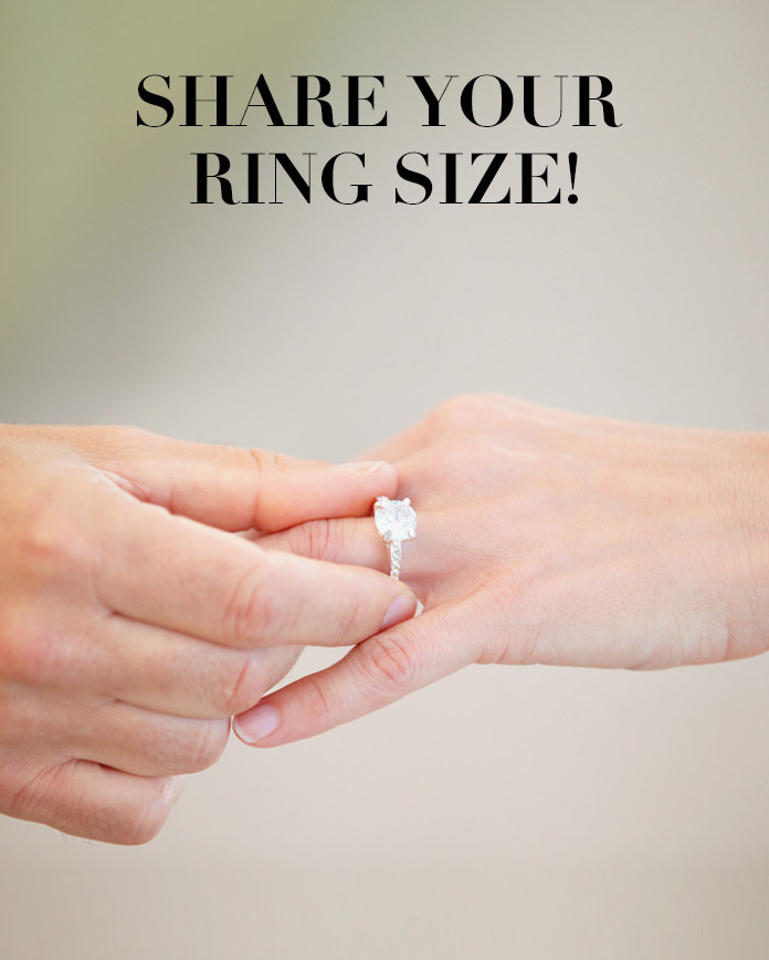 Share Ring Size